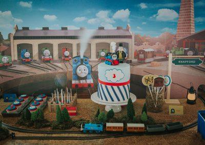Aniversário Thomas and Friends – Ordem dos Médicos