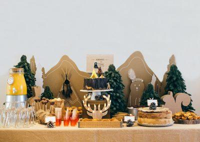 Aniversário Animais da Montanha – Casa Particular